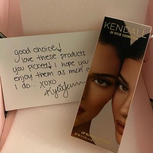 Kendall by Kylie Cosmetics Lip Kit